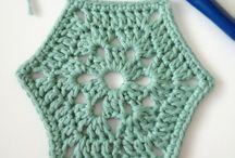 Crochet Motif / by Adriana