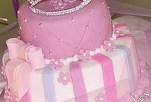 Birthday cakes / by Edna Pauly