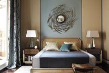 Sypialnia - meble, łóżka, oświetlenie, dekoracje