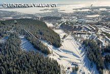 Kuopio ilmasta / Ilmakuvia Kuopiosta, aerial photos from Kuopio