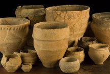 pottery of early ages