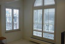 Raamdecoratie / Jasno Shutters, Blinds, Folds en Swings