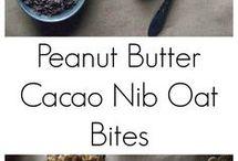 Nibs cacao recetas