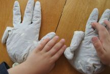 Numeri con guanti