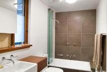 bathroom ideas / by Cathy Rees