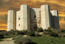 PUGLIA: Castelli e Torri. (Italy)
