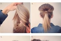 Daily hair project