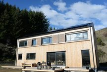 Eco Homes / Homes that have been designed for energy efficiency and passive heating