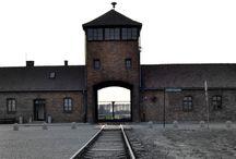 Auschwitz - Birkenau / Concentration camp in Poland