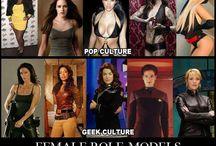 Geek-girl-tastic / A geek girl's fantasy