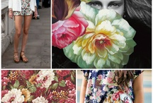 florals / by Rupert Smith