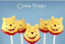 Cake Pops and Cookies / by Pinkzebracupcakes