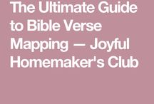 Bible Mapping
