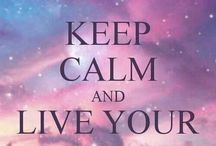Keep calm and........