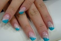 NAILed it! / Everything  nails, colors, styles.... / by Cyn W