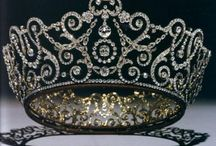 Crown Jewels, Tiaras