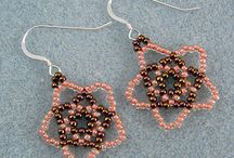 DIY  wire + beads