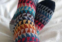Sock it to me / Socks, socks, socks, socks, socks!