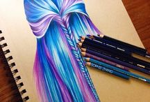colorfull hair ideas