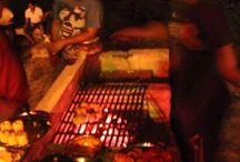 Nightlife / Bbq & campfire