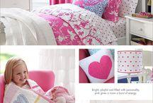 Inspiracion Rosa / Dormitorios, accesorios, moda y estilo para niñitas