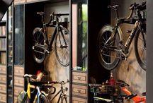 rowerowa ścianka