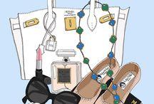 Bags  illustration