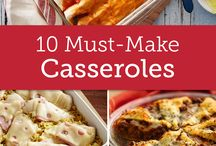 Casseroles - Good for the Soul
