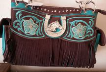 Cactus n' Sage Boutique / Leather purses and great gift ideas.  And handmade wild rags and cow carrying a skin care line..