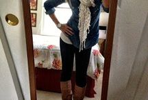Dressing for Fall/Winter / If it must be cold, I might as well try and look cute!