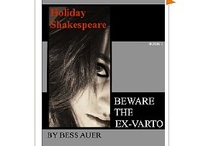 Beware the Ex-Varto / Book 1 in the Holiday Shakespeare Trilogy, set in Winter Park, FL - download it at Amazon.com / by Bess Auer