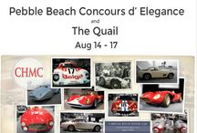 2014 Pebble Beach Concours d' Elegance and The Quail / Pebble Beach Concours d' Elegance and The Quail - August 14th - 17th Carriage House Motor Cars - Greenwich, CT