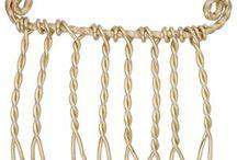 hair embellishments / by Caprilicious Jewellery