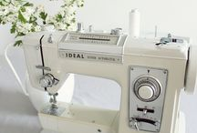 My retro sewing machine collection