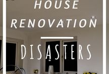 Home Renovation Tips / Undergoing a home renovation project? Here are some tips from the people who have done it all before. They're DIY and home renovations gurus!