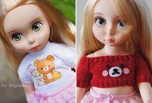 Куклы Дисней аниматор и все для них