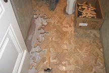 podlaha na domeček