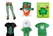 HOLIDAYS - St. Patrick's Day / A curated list of recipes, crafts, decor and more for the St. Patricks Day from lifestyle blogger, Simply {Darr}ling.