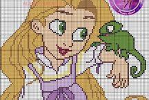 Rapunzels boderi / Boderi