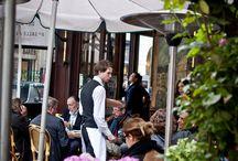 France Paris &  Cafes