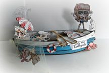 # 41 Rowboat / Template # 41 Rowboat available at www.sandrasscrapshop.blogspot.com