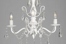 Jools diy chandelier