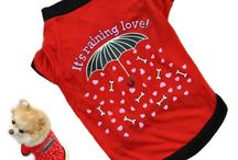 It's Raining Love T-Shirt for Dogs