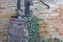 Rain Barrels / Rain water conservation and harvesting methods