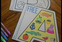 fun preschool work