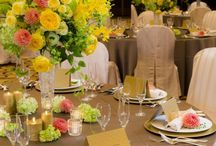 Wedding Table Coordinate