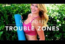Workouts to TONE and SHAPE / Workout and SHAPE up with all your favorite SummerGirl workout videos and printable routines!