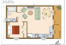 Granny Flat / MIL suite plans and ideas