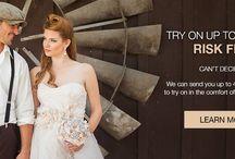 Bridecouture.com / by BrideCouture  Wedding Dresses