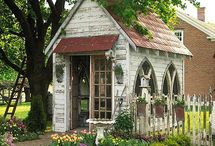 House Garden Shed